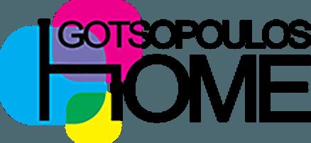 GOTSOPOULOS HOME Retina Logo
